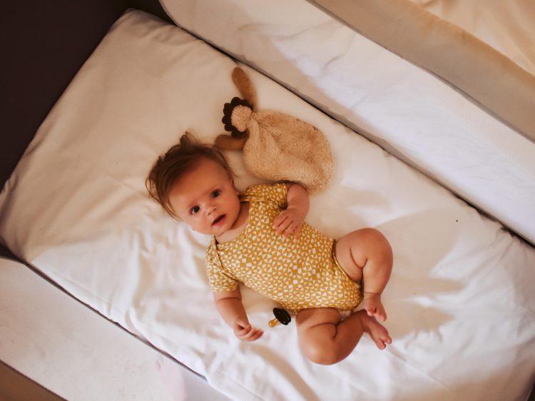 jetlag bij een baby tips en voorkomen