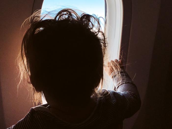 vliegen met baby tips