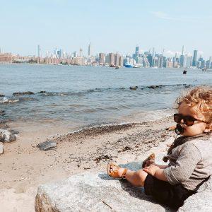 new york met baby reisvlog