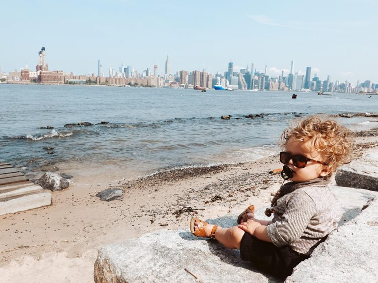 new york met baby reisvlog